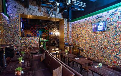 Банкетный зал бара, кафе Диду (Didu) на Мясницкой улице фото 1