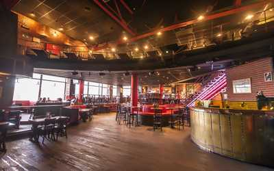 Банкетный зал ресторана Jagger на площади Конституции фото 2