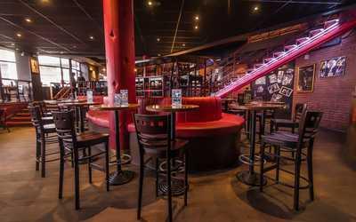 Банкетный зал бара, ночного клуба, ресторана Jagger на площади Конституции