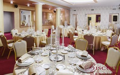 Банкетный зал ресторана Biscuit Banquet на Разъезжей улице