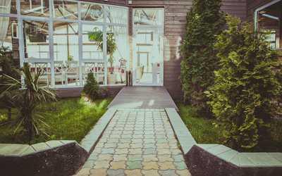 Банкетный зал ночного клуба, ресторана Снег Вода (Sneg Voda) на Садовой улице фото 3