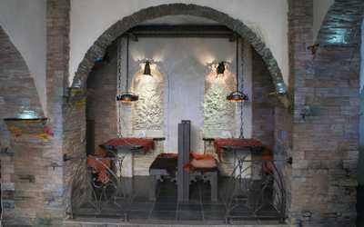 Банкетный зал ресторана Трансильвания на улице Краснофлотцев фото 2