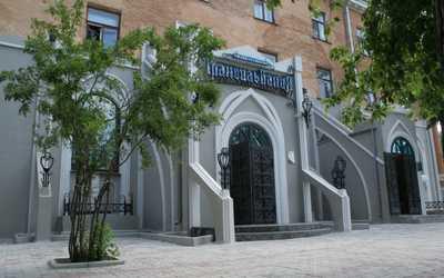 Банкетный зал ресторана Трансильвания на улице Краснофлотцев фото 3