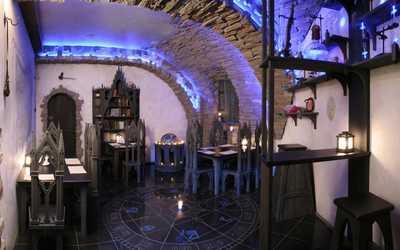 Банкетный зал ресторана Трансильвания на улице Краснофлотцев фото 1