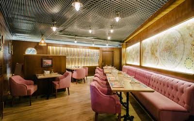 Банкетный зал ресторана Бригантина на Малой Морской улице фото 2