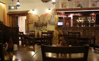 Банкетный зал ресторана Франческо на Новозаводской улице