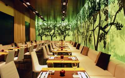 Банкетный зал бара, кафе, ресторана Apple bar на улице Малой Дмитровка фото 2