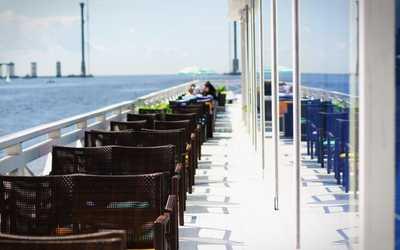 Банкетный зал бара, ресторана Youжный (бывш. Juicy Beach) на Южной дороге