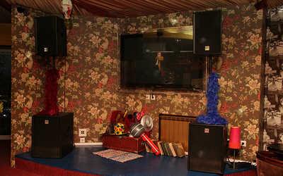 Банкетный зал караоке клуб Голос в переулке Семашко фото 3