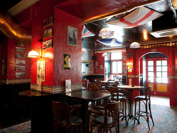 Харат (Harat's Irish Pub)