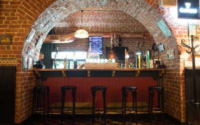 Банкетный зал паба Harat's Irish Pub на Варварской улице