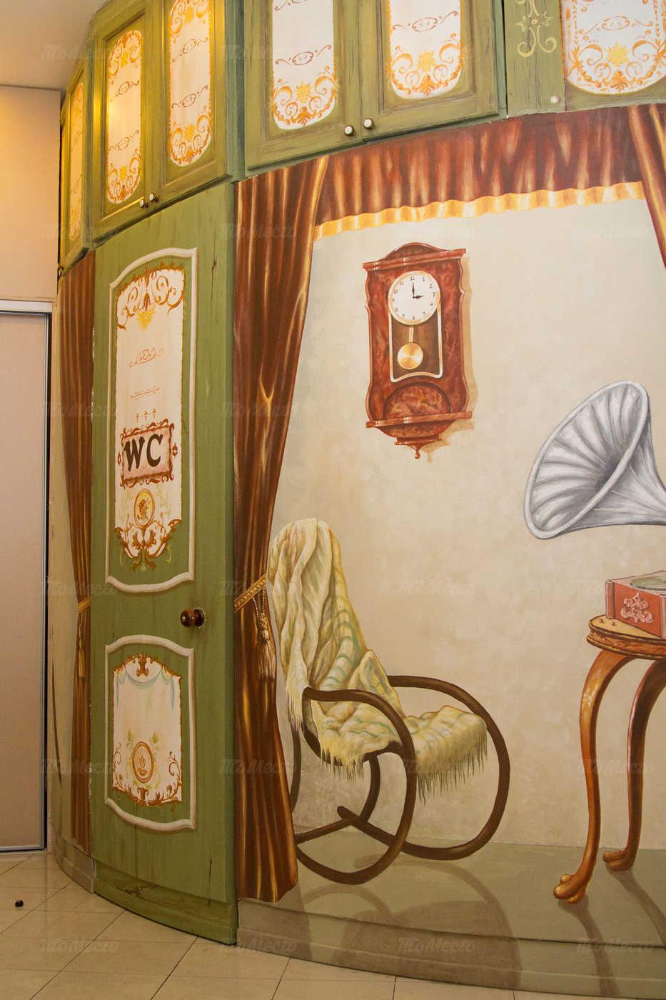 Меню ресторана, стейка-хауса Бефstroганов-гриль (бывш. Шуры-Муры) на улице Белинского