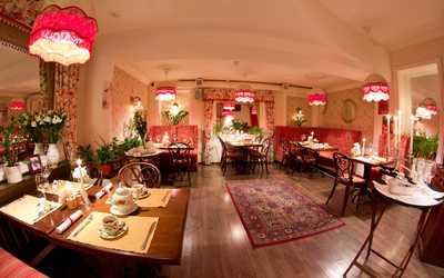 Банкетный зал ресторана, стейка-хауса Бефstroганов-гриль (бывш. Шуры-Муры) на улице Белинского