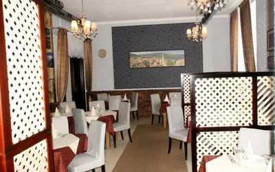 Банкетный зал кафе, ресторана Сливовица на улице Воеводина