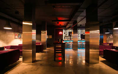 Банкетный зал караоке клуб Хука (Hookah Project) на улице Шейнкмана фото 3