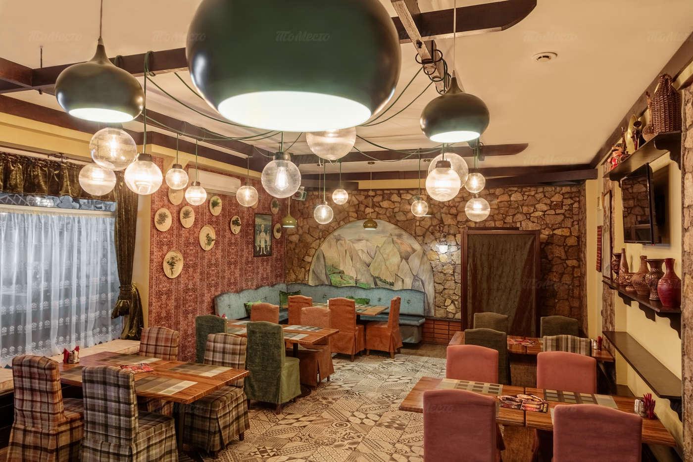 Банкеты ресторана У Ханумы на улице Зои Космодемьянской фото 9