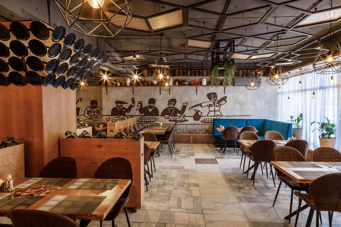 Банкеты ресторана У Ханумы на улице Зои Космодемьянской фото 5