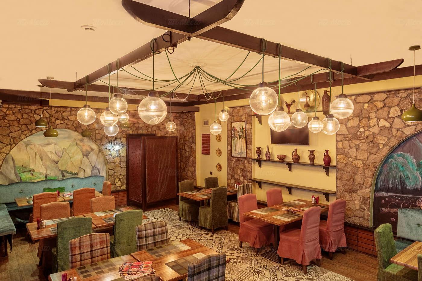 Банкеты ресторана У Ханумы на улице Зои Космодемьянской фото 12