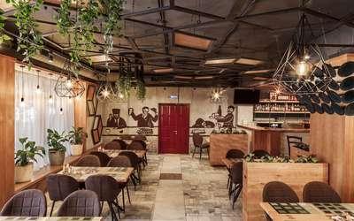 Банкеты ресторана У Ханумы на улице Зои Космодемьянской фото 1