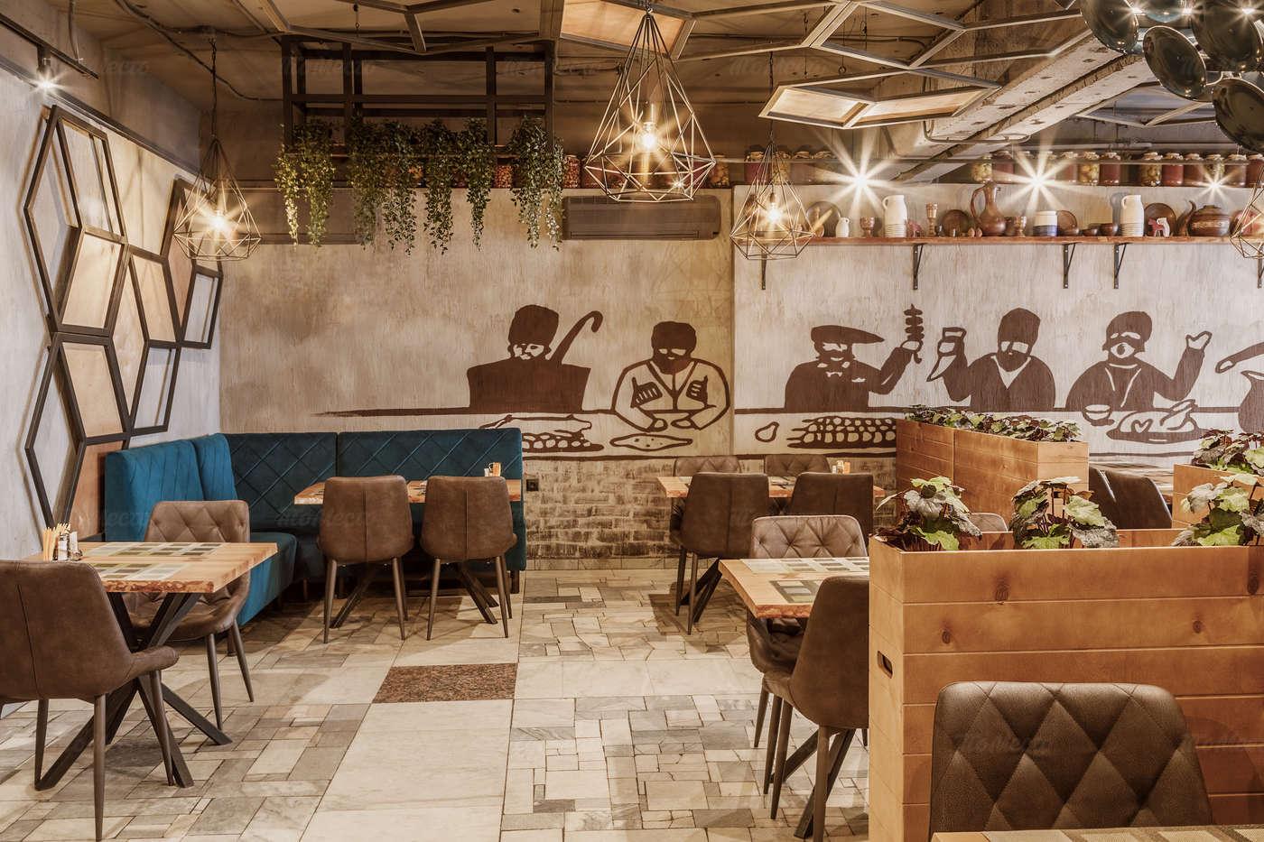 Банкеты ресторана У Ханумы на улице Зои Космодемьянской фото 7