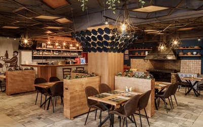 Банкеты ресторана У Ханумы на улице Зои Космодемьянской фото 3