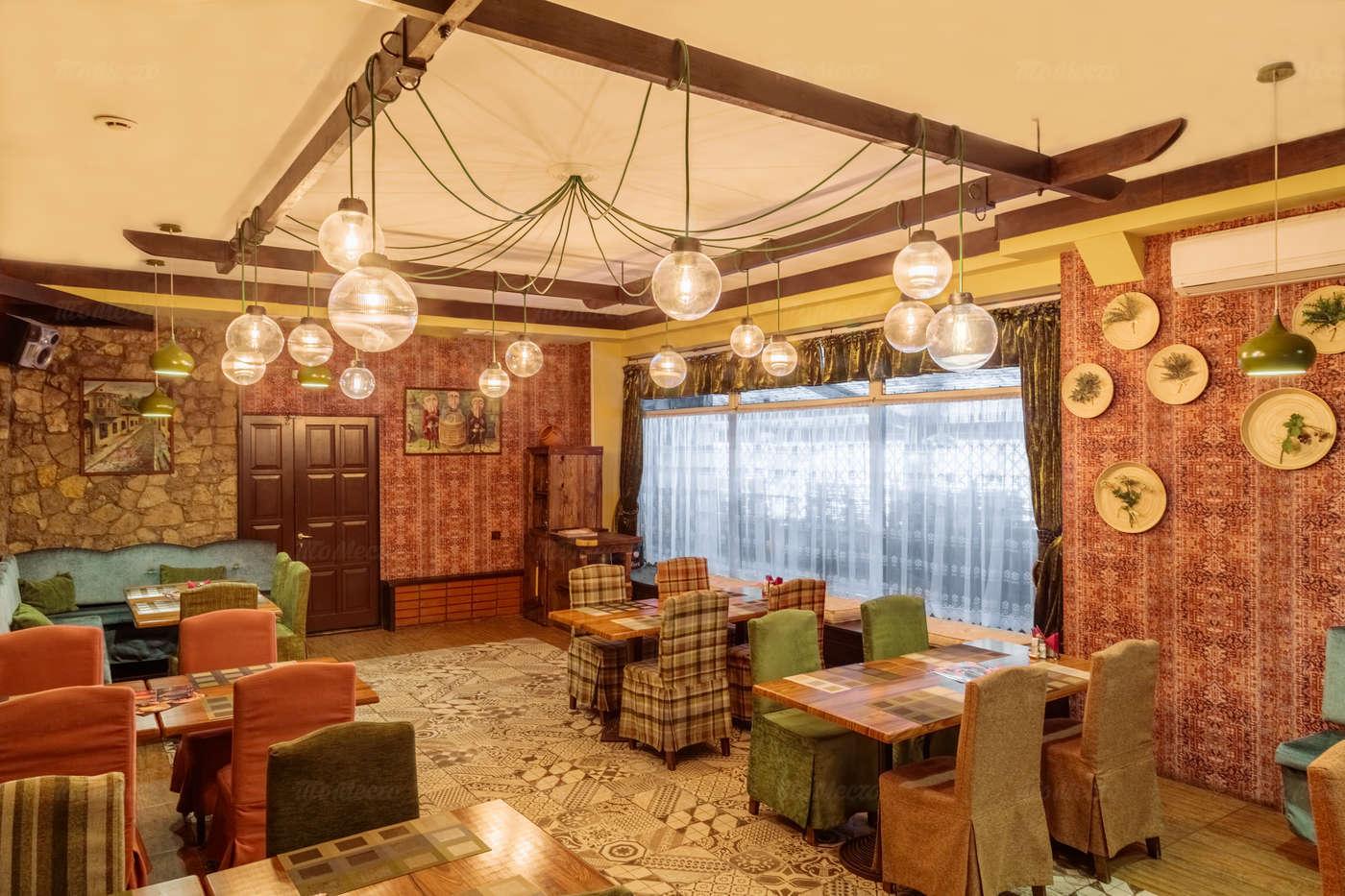 Банкеты ресторана У Ханумы на улице Зои Космодемьянской фото 13