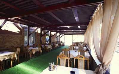 Банкетный зал ресторана Балкан-гриль на проспекте Ленина фото 3