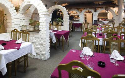 Банкетный зал ресторана Балкан-гриль на проспекте Ленина фото 2