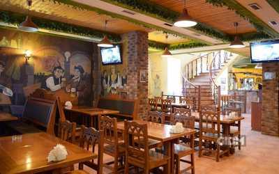 Банкетный зал ресторана Старое место на улице Мадояна фото 1