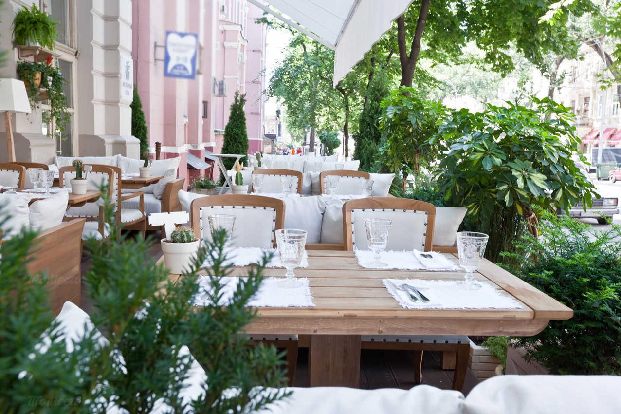 Ресторан Нескучный сад на Большой Садовой улице фото 10