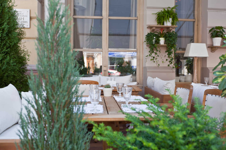 Ресторан Нескучный сад на Большой Садовой улице фото 11