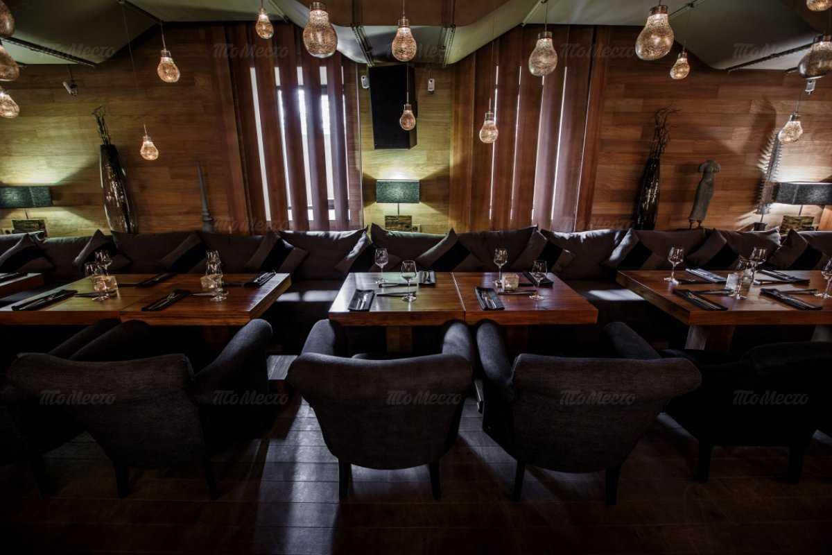 Меню  shushu bar на Будённовском проспекте