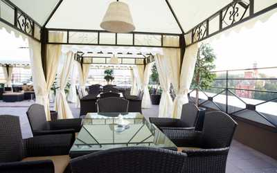 Банкетный зал ресторана Апшерон на Ясной улице фото 1