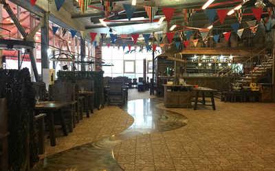 Банкетный зал ресторана Экспедиция на Кожевенной улице фото 1