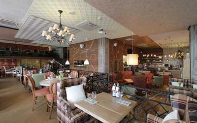 Банкетный зал ресторана Хорошее Место на Планерной улице фото 1