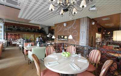 Банкетный зал ресторана Хорошее Место на Планерной улице фото 3