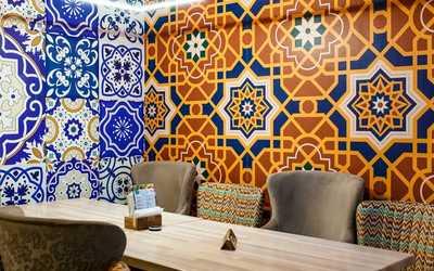 Банкетный зал ресторана Марокко на улице Рихарда Зорге фото 2