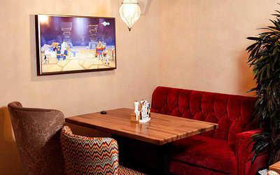 Банкетный зал ресторана Марокко на улице Рихарда Зорге фото 3