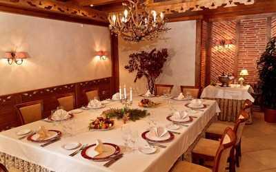 Банкетный зал ресторана Нарат на Горьковском шоссе фото 3