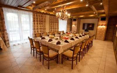 Банкетный зал ресторана Нарат на Горьковском шоссе фото 2