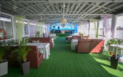 Банкетный зал ресторана Круиз на улице Кировской дамба фото 2