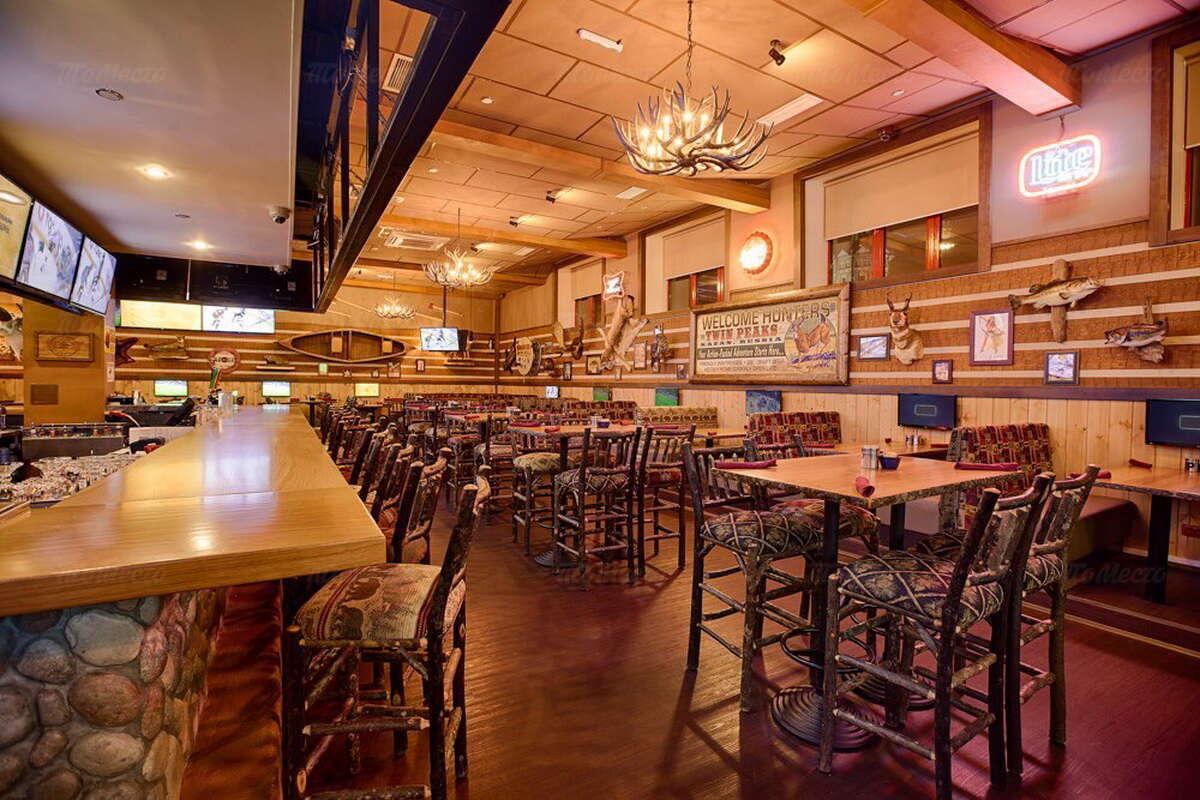 Ресторан Twin Peaks (Твин Пикс) на улице Баумана фото 5