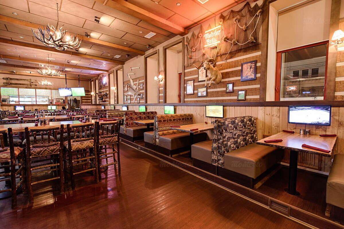 Ресторан Twin Peaks (Твин Пикс) на улице Баумана
