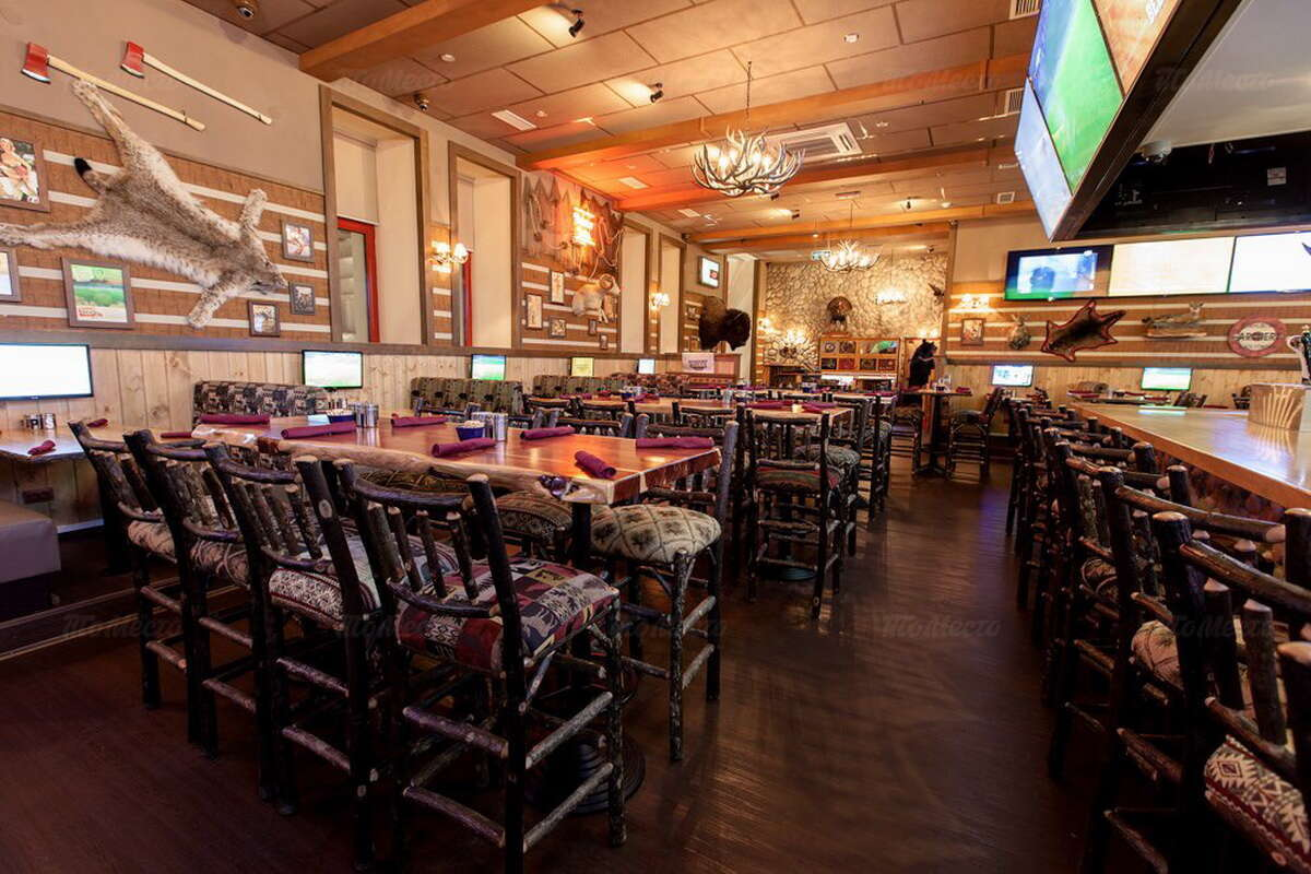 Ресторан Twin Peaks (Твин Пикс) на улице Баумана фото 3