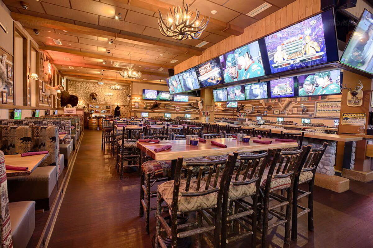 Ресторан Twin Peaks (Твин Пикс) на улице Баумана фото 4