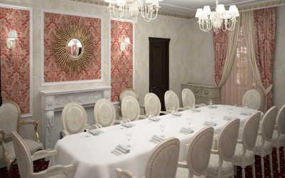 Банкетный зал ресторана Пиросмани на улице Татарстан фото 1