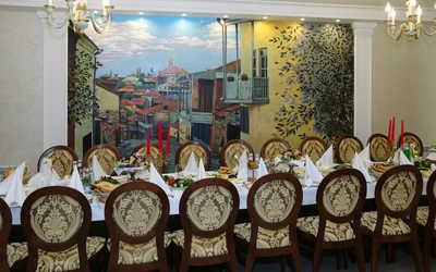 Банкетный зал ресторана Пиросмани на улице Татарстан фото 2