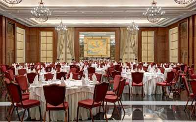 Банкетный зал ресторана Nevsky Ballroom (Невский парадный зал) на Невском проспекте
