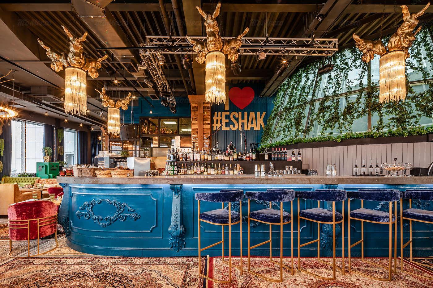 Ресторан Ишак (Eshak) на Рублёвском шоссе фото 12