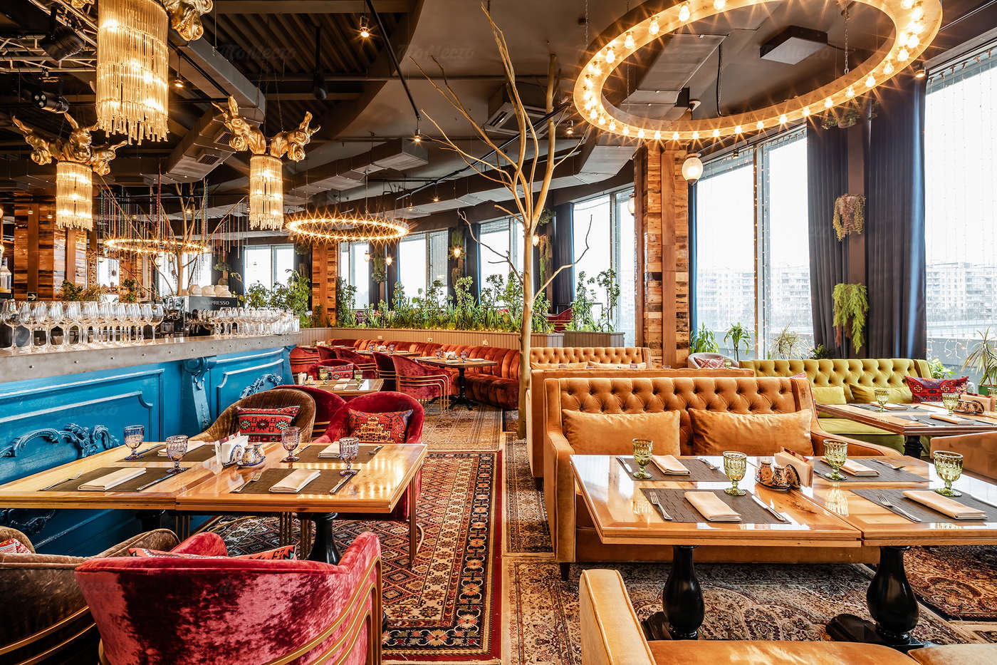 Ресторан Ишак (Eshak) на Рублёвском шоссе фото 18
